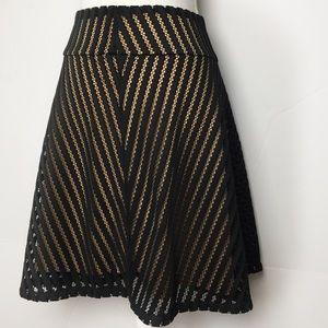 Neiman Marcus Lace Skirt